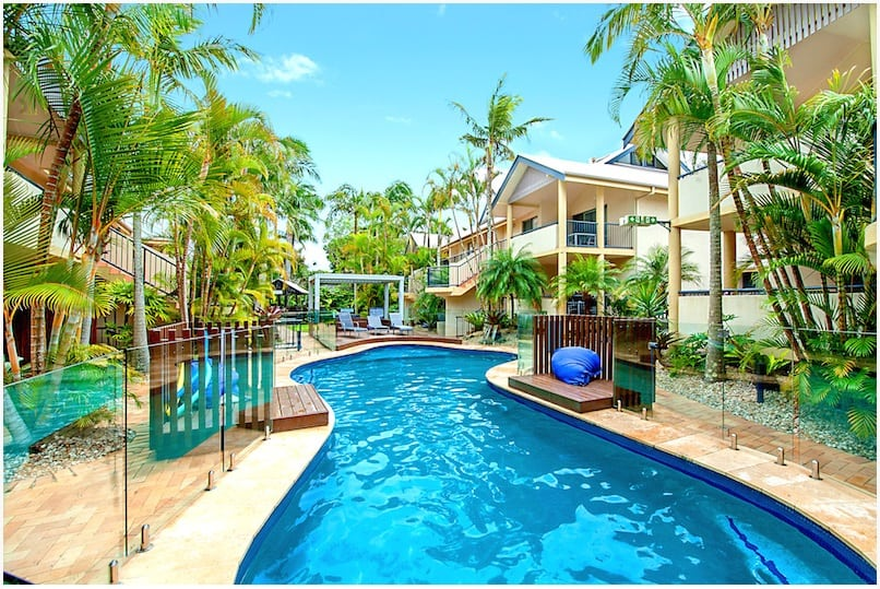 Heated Pool and Spa.  photo Courtesy of Prime Property GC